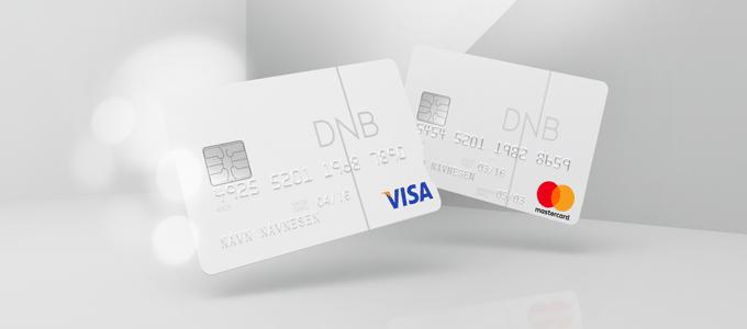 Kredittkort - Sammenlign de beste norske kredittkort