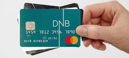 Vurdering av DNB Student Det Hvite Kortet kredittkort