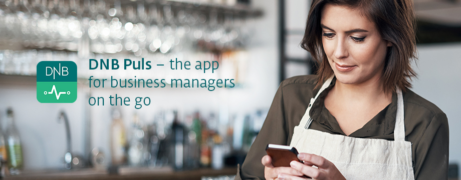 the app for business managers on the go