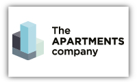 Logo The Apartments company