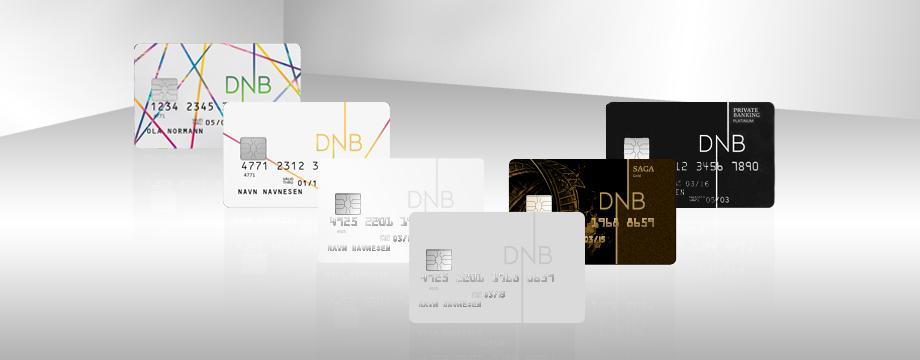 Dnb bankkort design