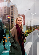 Frontpage DNBs 3rd quarterly report 2014