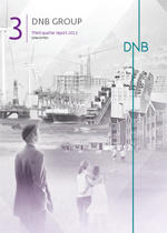 Frontpage DNBs 3rd quarterly report 2013