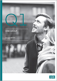 Frontpage DNBs first quarterly report 2015