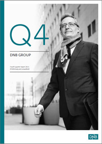 Frontpage of 4th quarter report 2015