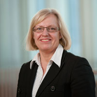 Photo: Vigdis Mathisen, Board member DNB