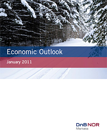 economic outlook 1/2011 from DNB markets